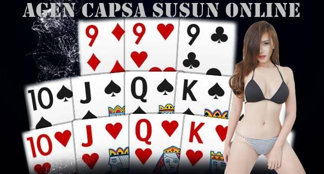 Agen Capsa Susun Online Terpercaya 2019